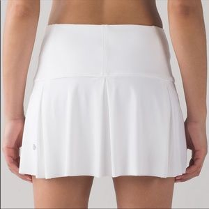 Lululemon lost in pace skirt 10 EUC